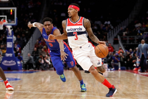 NBA refs tell us why Bradley Beal didn't travel vs. Detroit Pistons