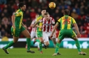 Stoke boss ready to keep Wigan Athletic guessing as he looks for a striker to put the roof on