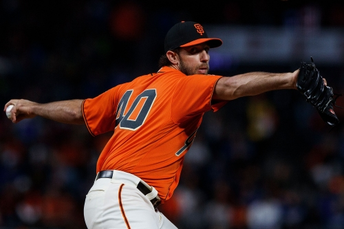 Madison Bumgarner addresses trade rumors, future with Giants