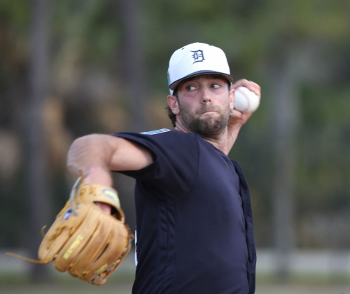 Detroit Tigers spring training: Casey Mize brings heat on Day 1