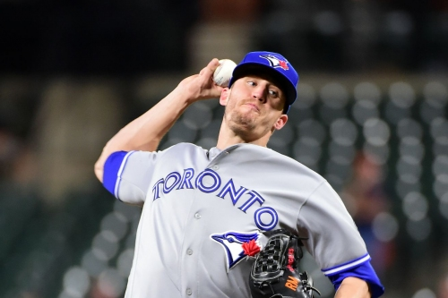 Better know your Blue Jays 40-man: Ken Giles