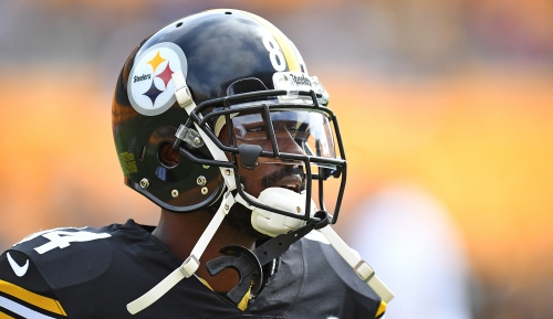 Antonio Brown asks Pittsburgh Steelers for trade
