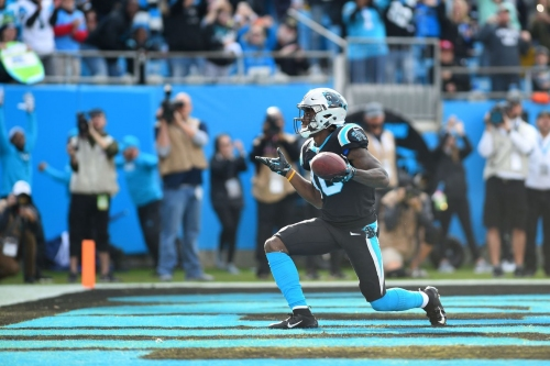 Injuries and inconsistency have limited Curtis Samuel, but there's still hope for his potential