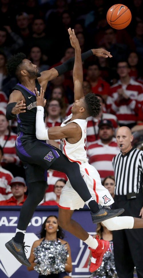 Arizona Wildcats take two days off after rough weekend at McKale