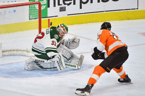 Flyers aiming to get back in the win column vs. Wild