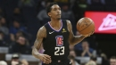 Clippers reserve Lou Williams going above and beyond