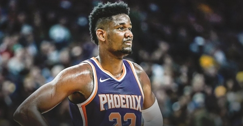 Deandre Ayton says maturity is hardest thing to come by for young Suns team losing a lot of games