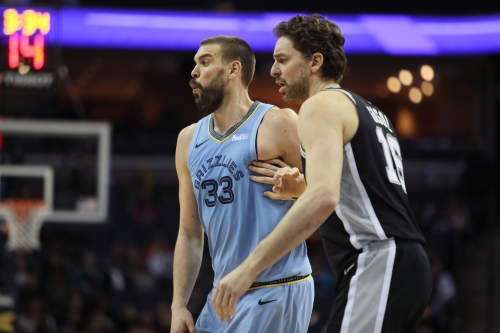 How Pau Gasol feels seeing Marc Gasol traded from Grizzlies to Raptors