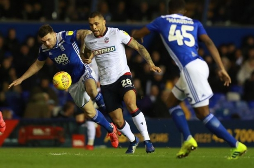 'It's a pipe dream' What Birmingham City fans made of the Bolton loss