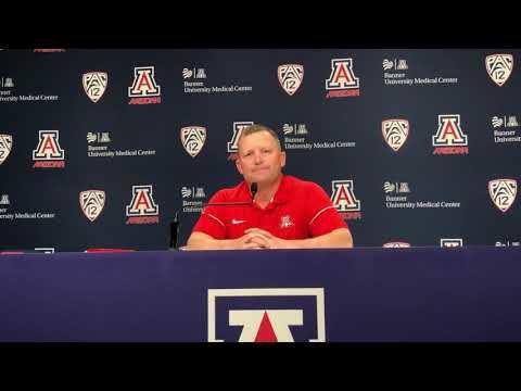 WATCH: Arizona coach Jay Johnson previews the 2019 season
