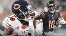 Bears' Taylor Gabriel says playing division rival Lions is an 'Easy W'