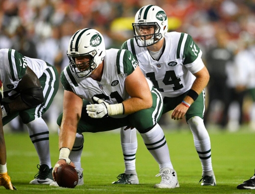 Spencer Long, cut by NY Jets, signs with Buffalo Bills