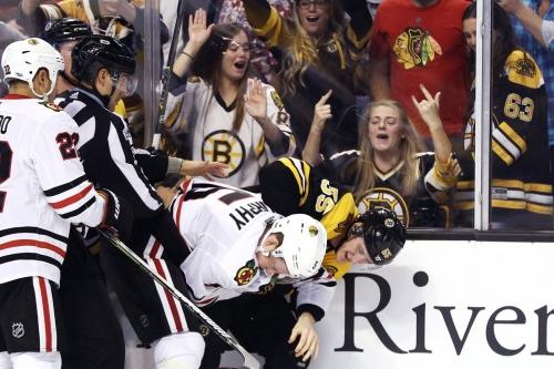 Blackhawks vs. Bruins game thread: Part 1