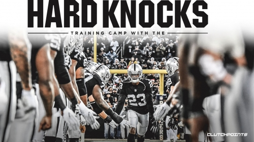 Lions want to see Raiders on Hard Knocks so they don't have to be on the show