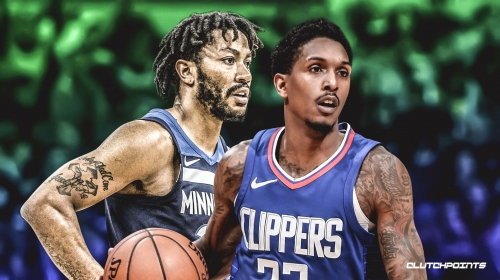 Timberwolves' Derrick Rose says Clippers' Lou Williams has been a 'helluva player' ever since high school