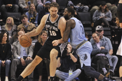 Spurs at Grizzlies Game Thread