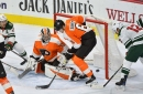Game thread: Flyers @ Wild