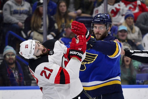 Devils at Blues GameDay Thread: Stars are within reach