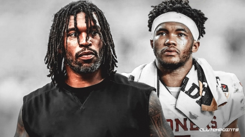 Julius Peppers gives Kyler Murray unsolicited advice