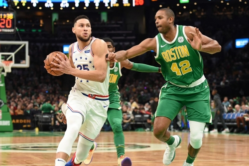 Sixers vs. Celtics: Game Thread