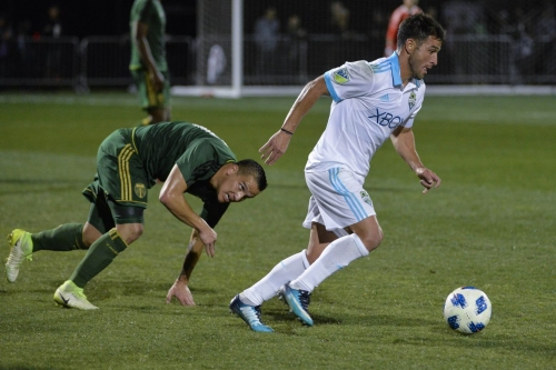 What happened to the Portland Timbers this offseason?