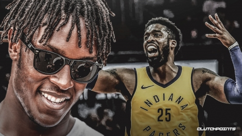 Myles Turner excited about aggressiveness that Wesley Matthews brings to Pacers
