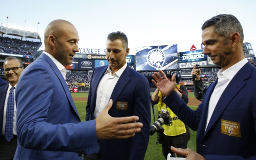 Marlins adding Jorge Posada to front office, according to AP source