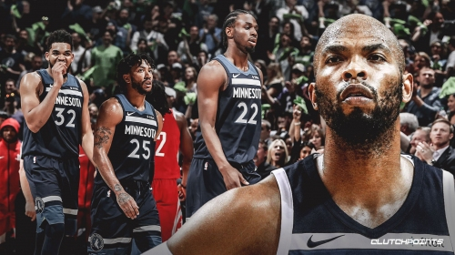 Report: Timberwolves tried to find a contender that could offer Taj Gibson a chance to go deep into the playoffs