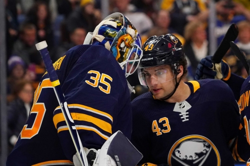 Recap: Sabres get the win in a tight game against the Islanders
