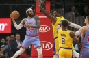 Hawks outlast Lakers in 117-113 victory