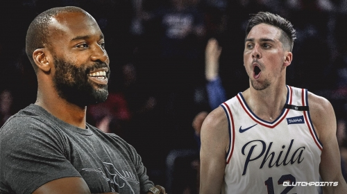 Baron Davis takes jab at Sixers guard T.J. McConnell
