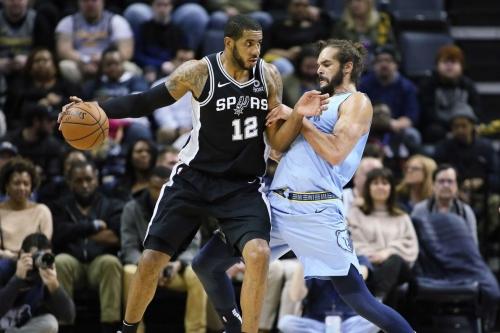 San Antonio at Memphis, Final Score: Spurs end losing streak with 108-107 win over Grizzlies