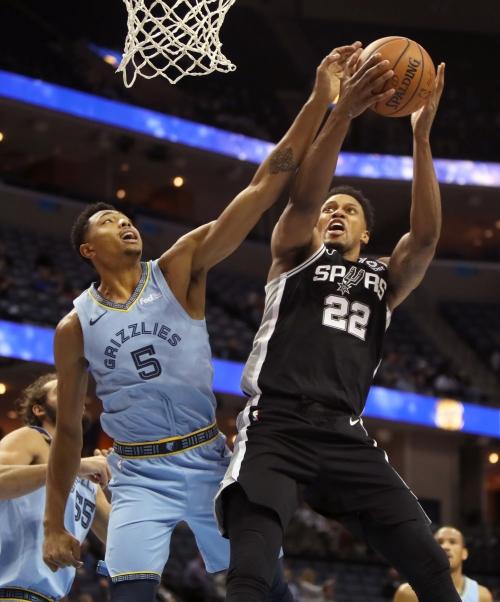 Game recap: San Antonio Spurs 108, Memphis Grizzlies 107