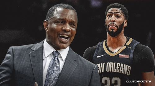 Pelicans coach Alvin Gentry says he will not talk about the Anthony Davis situation anymore