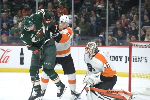 Flyers 5, Wild 4: Do not go gently into that good night