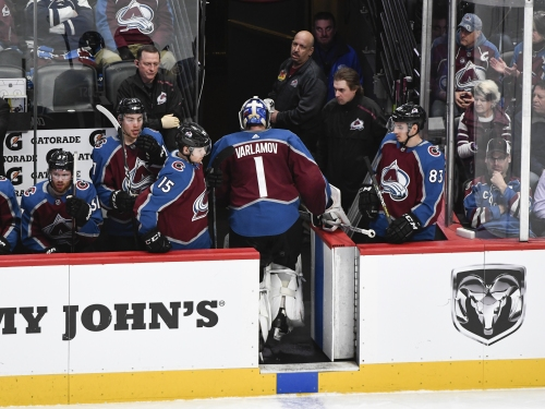 Avalanche allows a flurry of power-play goals, loses to the visiting Toronto Maple Leafs