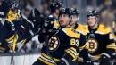 Marchand leads Bruins past Blackhawks