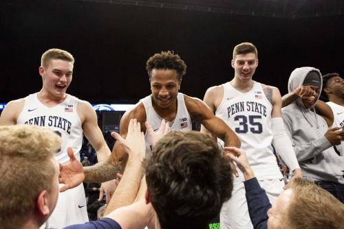 2/12 Big Ten Recap: Penn State Upsets Michigan