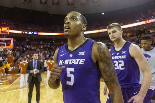 Texas falls to Kansas State, 71-64, after big second-half by the Wildcats