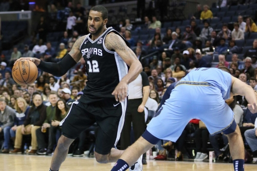 Spurs escape Memphis with first win of the Rodeo Road Trip