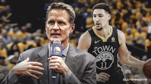Steve Kerr confirms Klay Thompson won't sit out Warriors' next game