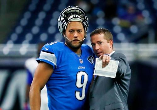 Bob Quinn wants Detroit Lions to draft a quarterback? Get real
