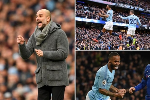 Man City news and transfers LIVE Champions League latest and Aaron Wan-Bissaka reports