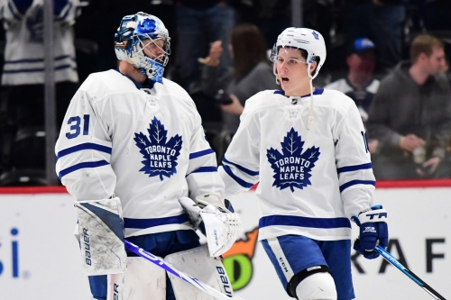 Wednesday's FTB: And you were all worried the Leafs were actually bad