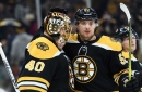 RECAP: Bruins overwhelm Blackhawks 6-3