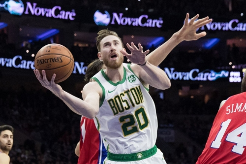 Horford, Hayward, having fun and 7 other takeaways from Celtics/76ers
