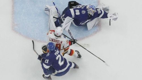 Sports Day Tampa Bay podcast: Lightning bests Flames in battle of NHL's top teams