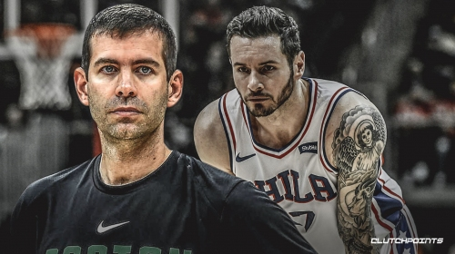 Brad Stevens thinks J.J. Redick hasn't 'gotten enough credit' for how he's played this season