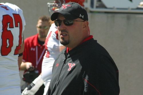 Patriots reportedly add Youngstown State's Carmen Bricillo to their coaching staff