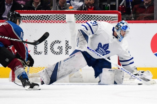 Colorado Avalanche drop eighth straight in carnage-filled 5-2 loss to Maple Leafs